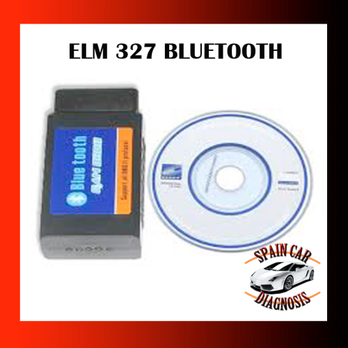 Diagnosis Multimarca ELM 327 BLUETOOTH