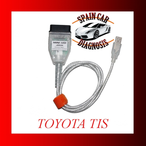 Toyota TCI Cable Mini VCI -